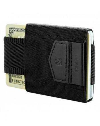 HUSKK Minimalist Slim Wallet Holders