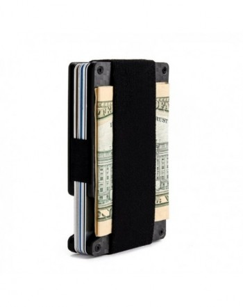 Minimalist Aluminum Wallet Money Pocket