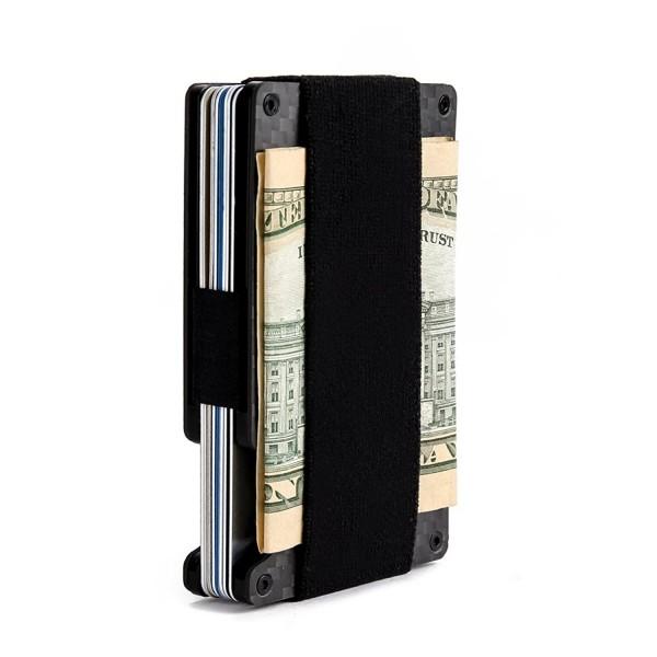 Minimalist Aluminum Wallet Money Pocket