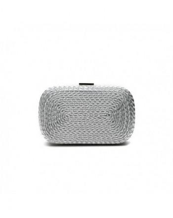 Clutch Glitter Evening Metallic Handbag