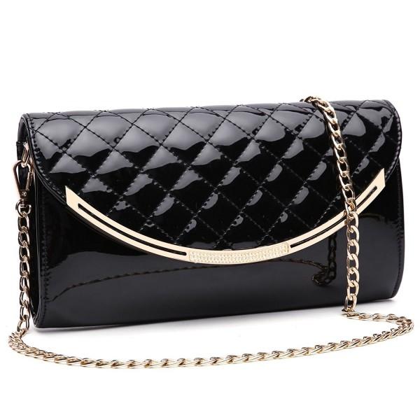 GESU Leather Evening Handbag Shoulder