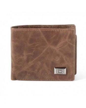 Wallet Leather Bifold Western Bonus