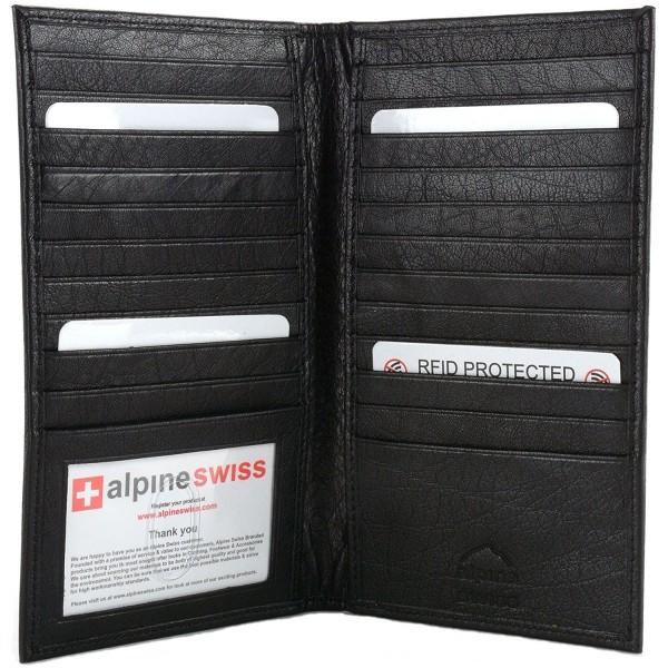 Alpine Swiss Leather Blocking Deluxe