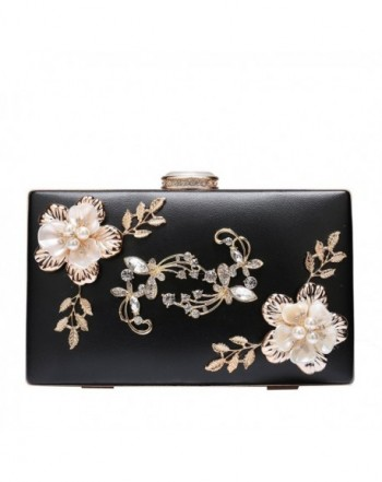 Evening Leather Elegant Handbag Wedding