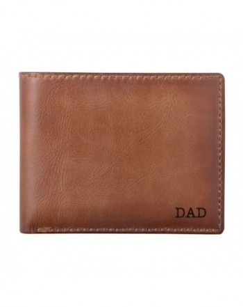 Co Classic Wallet Double Compartment Personalized Wallet Full