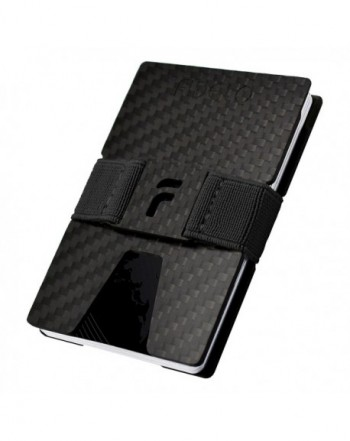 FIDELO Carbon Fiber Minimalist Wallets