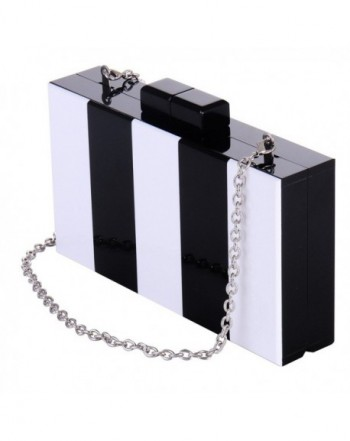 Acrylic Clutch Evening Handbags Crossbody