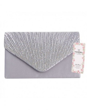 Padoora Sparkling Rhinestone Frosted Evening
