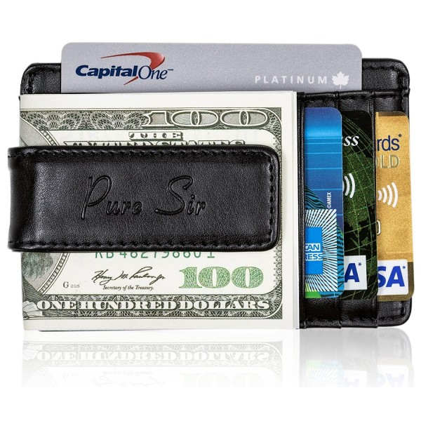 Pure Sir Genuine Leather Wallets