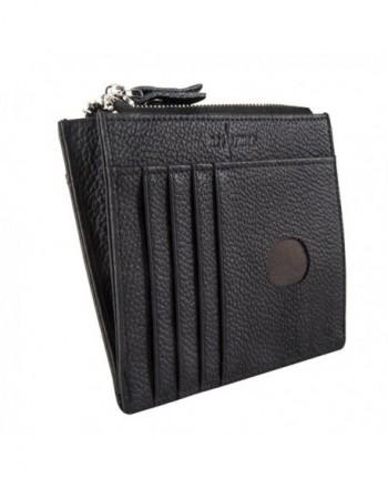 minimalist Pocket Leather blocking Wallet