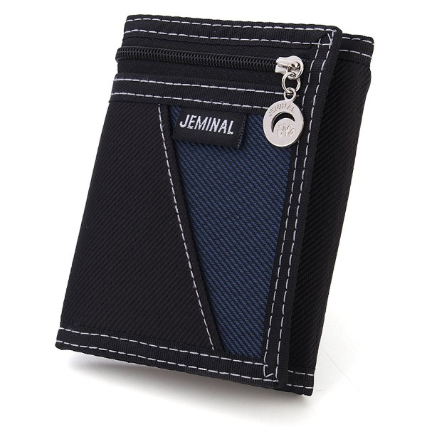 OURBAG Wallets Casual Canvas Vertical