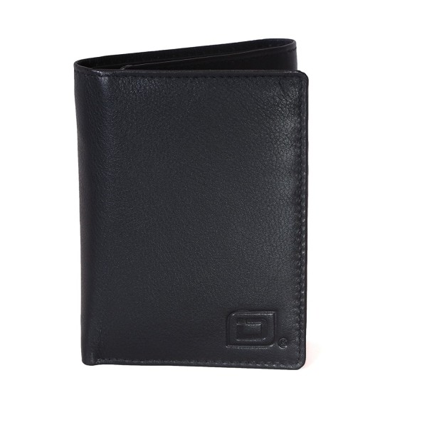 Trifold Slot Wallet Genuine Leather