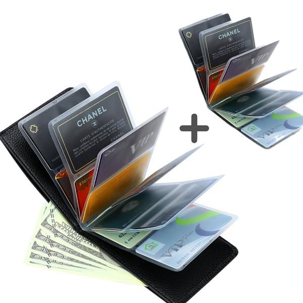 Wonder Wallet Amazing Security Sleeves