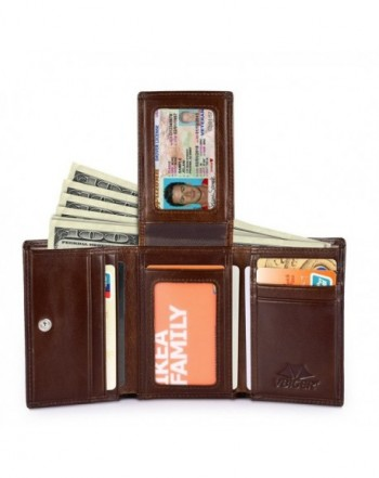 Blocking Wallet Secure Protector Leather