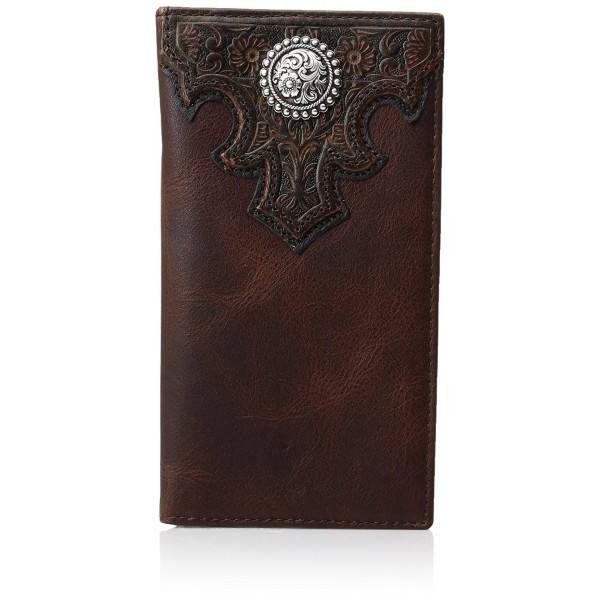Ariat Scroll Rodeo Western Wallet