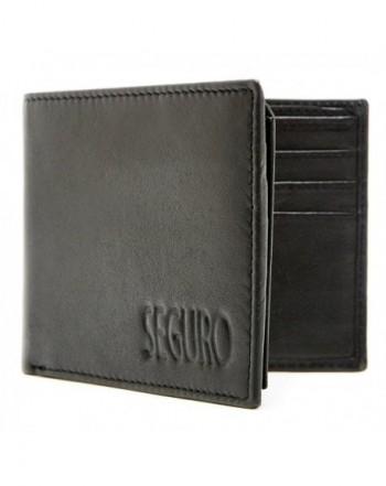Access Denied Blocking Bi Fold Leather