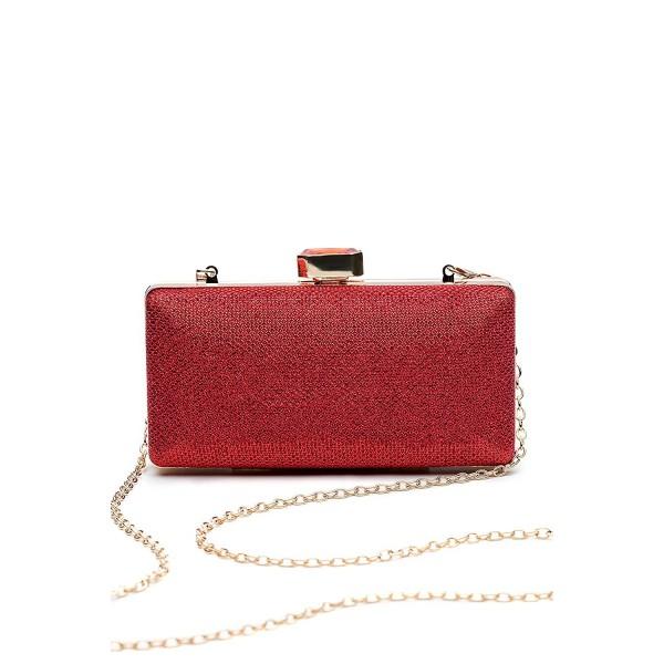 Clutch Wallet Glitter Evening Handbag