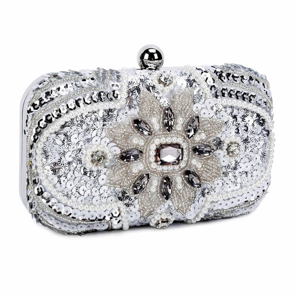Tanpell Crystal Rhinestone Evening Clutches