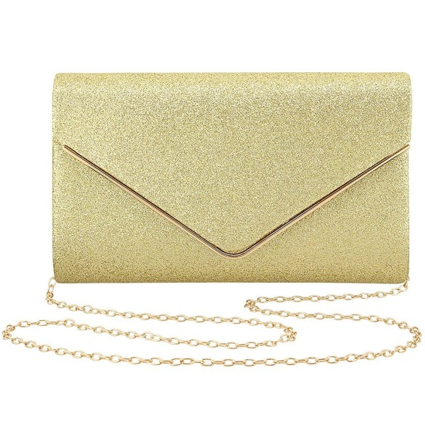 Gabrine Evening Envelop Handbag Material