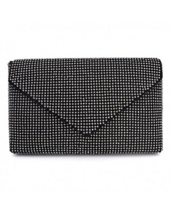 Crystal Clutch Women Envelope Evening