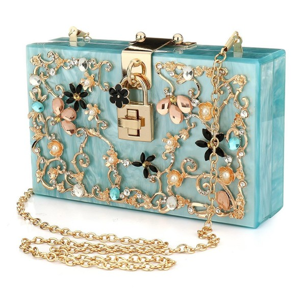 Beaded Clutches Wedding Evening Handbag