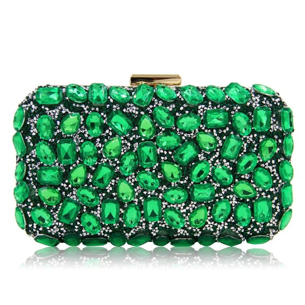 Milisente Clutch Evening Diamond Clutches