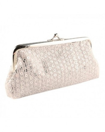 Kemilove Sequins Evening Wedding Handbag