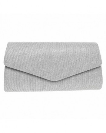 Evening Clutch FASHIONROAD Envelope Wedding