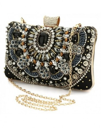 Sequin Crystal Clutch Handbags Evening