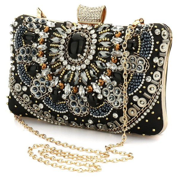 Sequin Crystal Clutch Handbags Evening