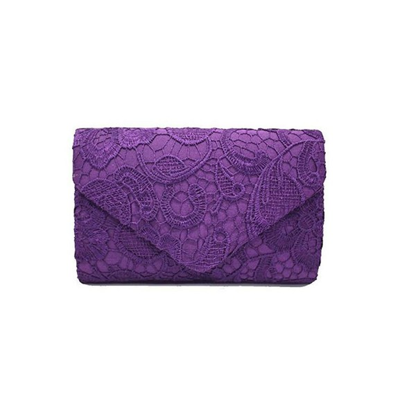 Womens Elegant Envelope Evening Handbag