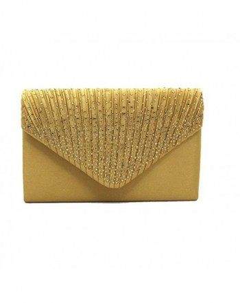 Evening Bridal Diamante Ladies Envelope