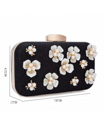 8fced45e2c6 Available. Chichitop Womens Floral Evening Wedding; Women's Clutches & Evening  Bags ...