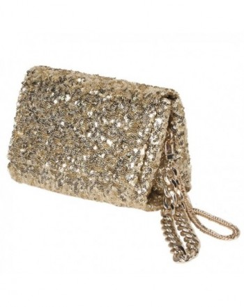 M10M15 Clutch Sequin Evening Chains