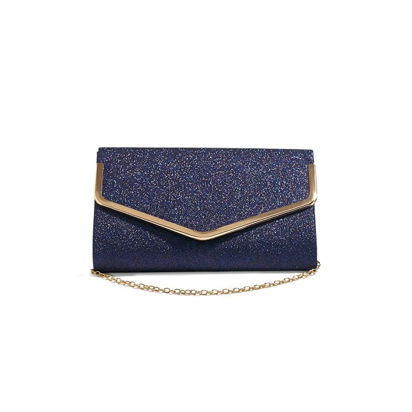 Envelope Glitter Evening Shimmer Handbag