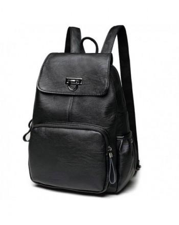 Sanxiner Leather Backpack Daypack Shoulder