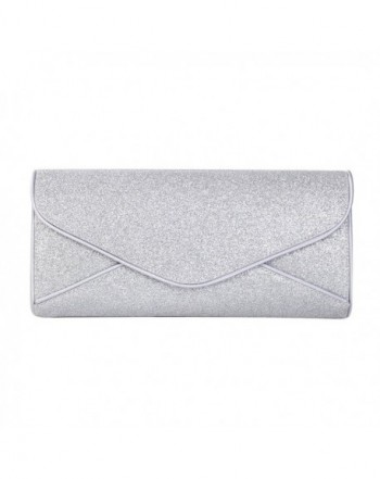 Premium Metallic Glitter Envelope Evening