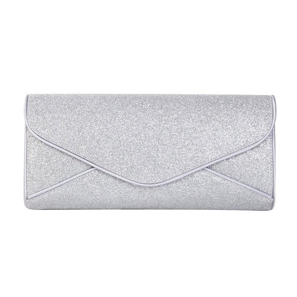 Premium Metallic Glitter Envelope Evening