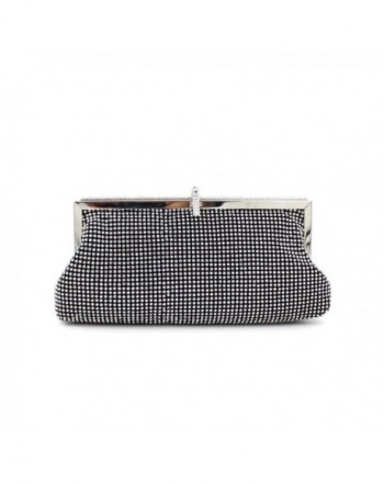 HMaking Clutch Women Crystal Evening