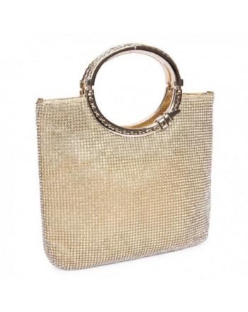 Crystal Rhinestone Evening Clutches Handbags