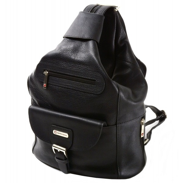 Alpine Swiss Genuine Backpack Handbags