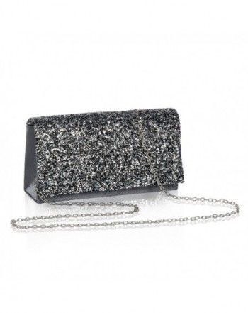 Shining Elegant WALLYNS Detachable Charcoal