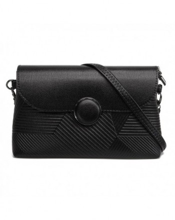 WOZEAH Fashion Shoulder Envelope Crossbody
