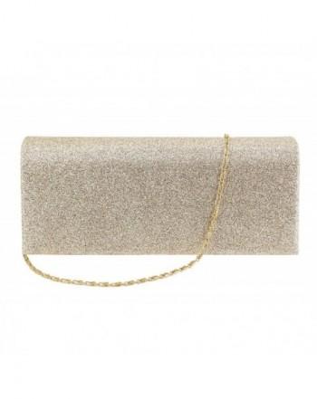 Naimo Shining Elegant Handbag Evening