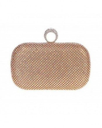 HMakingClutch Crystal Rhinestone Clutch Evening