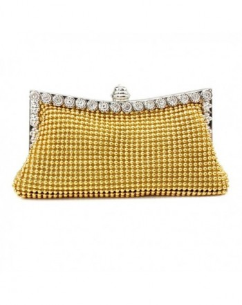 Handbags Rhinestone Evening Crystal Clutches