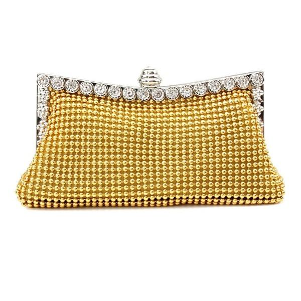 Handbags Rhinestone Evening Crystal Clutches