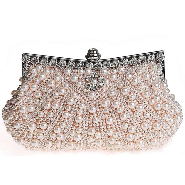 Belsen Wedding Evening Handbags Champagne