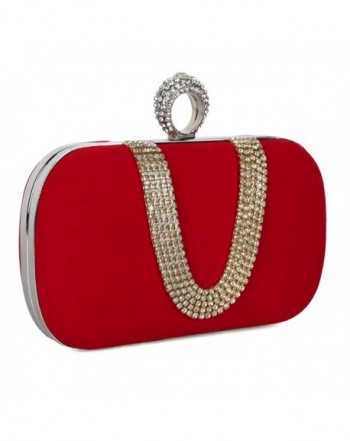 Chichitop Crystal Rhinestone Cocktail Handbags