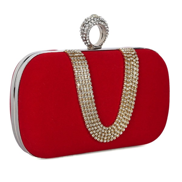 Chichitop Crystal Rhinestone Cocktail Handbags
